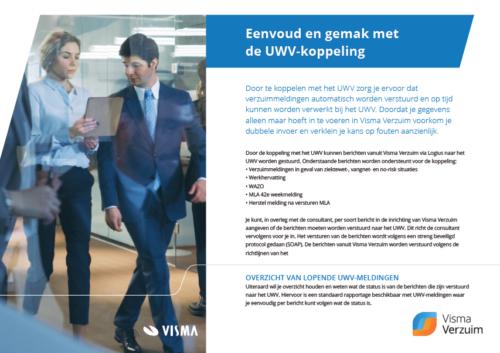 UWV-koppeling